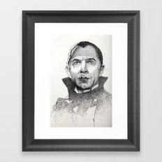 Dracula Bela lugosi Framed Art Print
