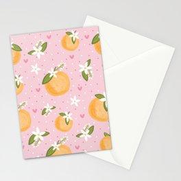 Orange Blossom Special Stationery Cards