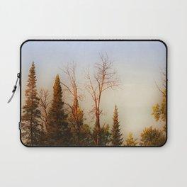 Tree Tops Laptop Sleeve