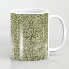 "William Morris ""Brer rabbit"" 4. Coffee Mug"