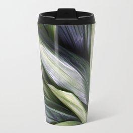 Green Jungle Travel Mug