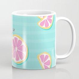 Toronja ácida Coffee Mug