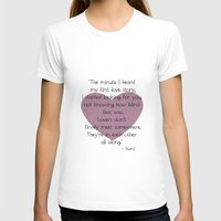 lovers T-shirts featuring Lovers by Zen and Chic