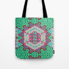 Mountain Vision Tote Bag