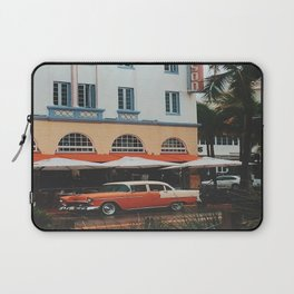 Art Deco Heaven, Miami Beach Laptop Sleeve