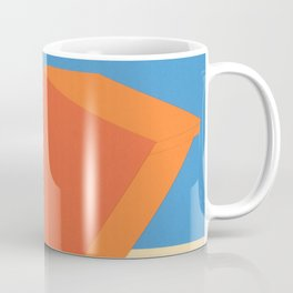 Covered Skip Container Coffee Mug