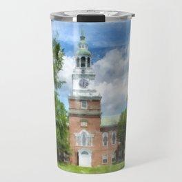Dartmouth College Travel Mug