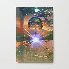 Path Of Individuality Metal Print