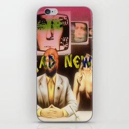 RAD NEWS iPhone Skin