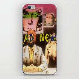 RAD NEWS iPhone Skin