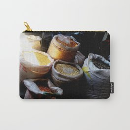 Mercado in Sunbeam Carry-All Pouch