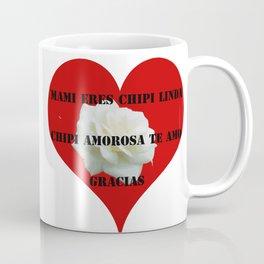 the heart commands Coffee Mug