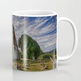 St Bartholomew Chalvington Coffee Mug