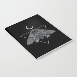 Occult Moth Notebook