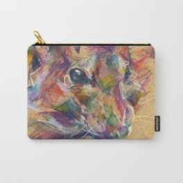 Vénielle the rat IV Carry-All Pouch