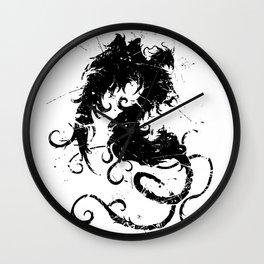 Phoenix stamp Wall Clock