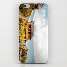 Village House iPhone & iPod Skin