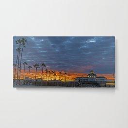 Dory Sunrise Metal Print