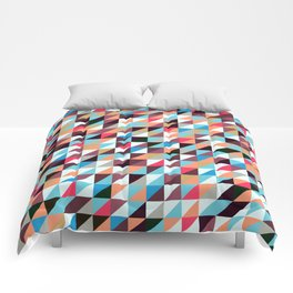 Quilted Patchwork Comforters