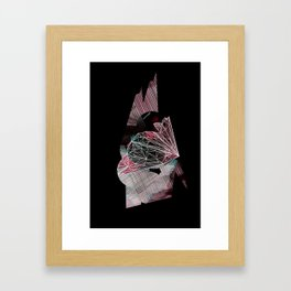 O A M U  Framed Art Print