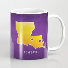 Louisiana State Tigers Coffee Mug