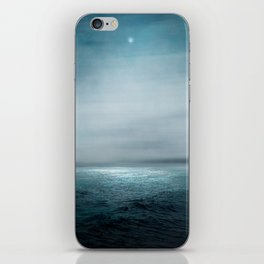 Sea Under Moonlight iPhone Skin