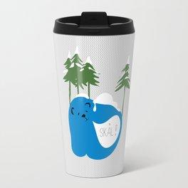 party animals - norwegian bear Travel Mug