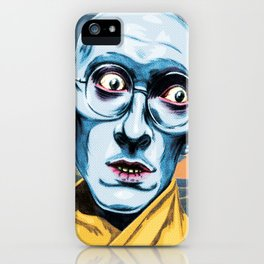 Scary Krishna iPhone Case
