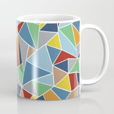 Abstraction Outline Coffee Mug