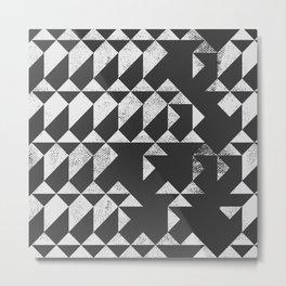 Geometric No.3 Metal Print