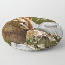 Gentle Strength Floor Pillow