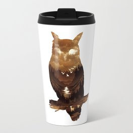 Night Hunter Travel Mug