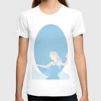elsa T-shirts featuring Elsa by Polvo