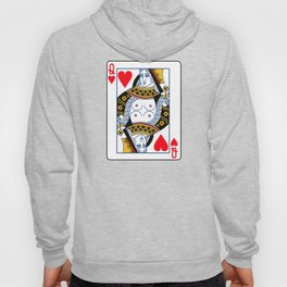 Red queen Hoody