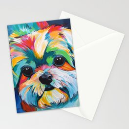 Orion the Shih Tzu Stationery Cards