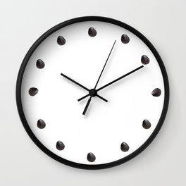 Avocado  Solo Wall Clock