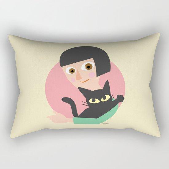 Warm Rectangular Pillow