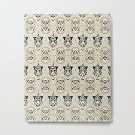 Eastern Masonic Metal Print
