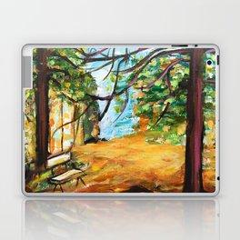 Woodland Beauty Laptop & iPad Skin