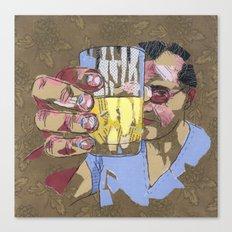 Cheers ! (Santé !) Canvas Print