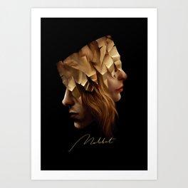 Makbet Art Print