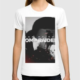 Rise Of The Tomb Rider T-shirt