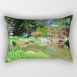 The Truth of Letting Go Rectangular Pillow