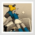 History of Football - 1970 by davidebonazzi