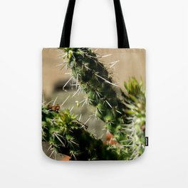 Prickles Tote Bag
