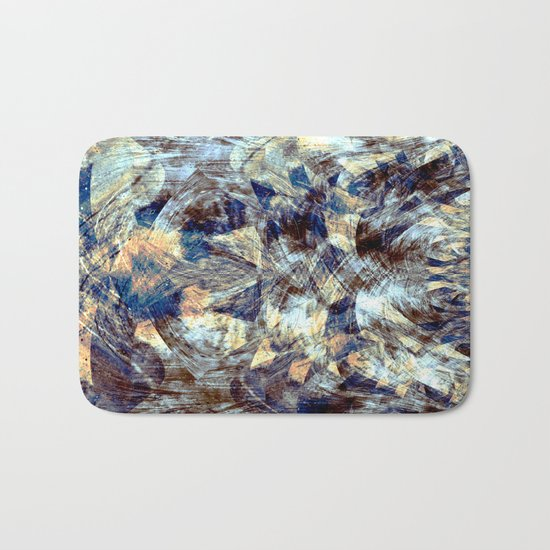 abstract design ### ### Bath Mat