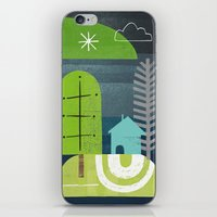norway iPhone & iPod Skins featuring Norway by Jessie Ford