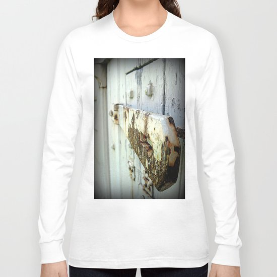 Latch (Macro) Long Sleeve T-shirt