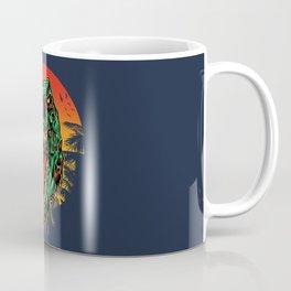 Zombie T-Rex Coffee Mug