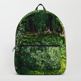 Weeping Willow Tree Backpack